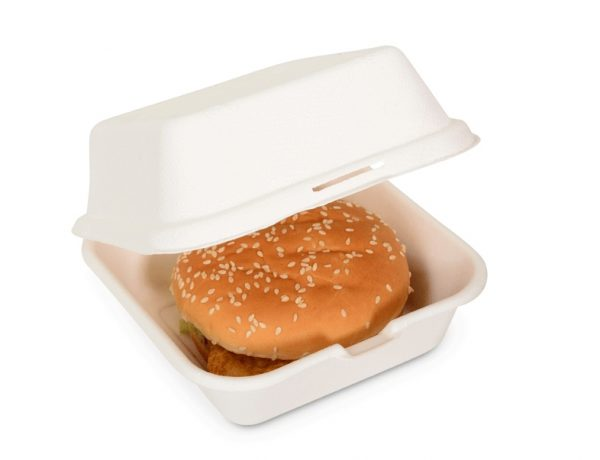 Burger Box - Foam