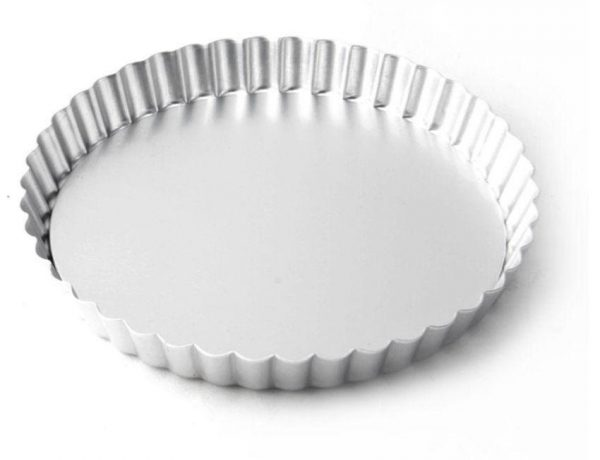 Pie Mould - Aluminium
